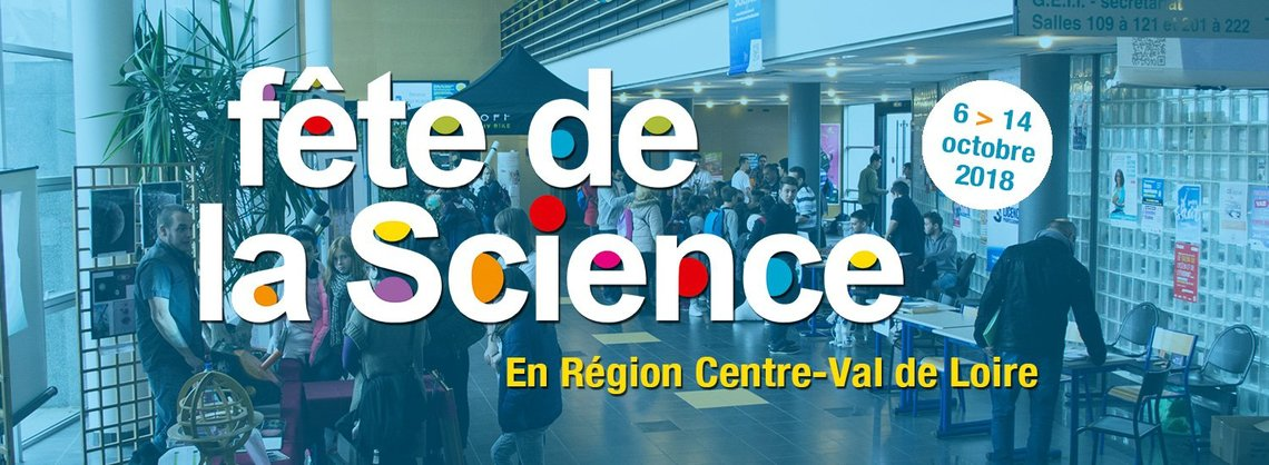 Bandeau Fete science 2018